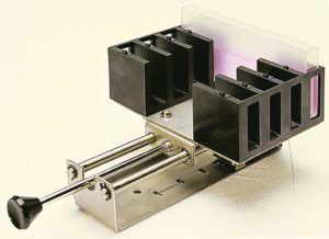 Cell changer for up to 100mm cells