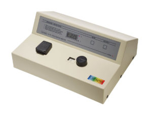 Easily used Visible spectrophotometer M105