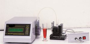 Peltier temperature controlled sipper system
